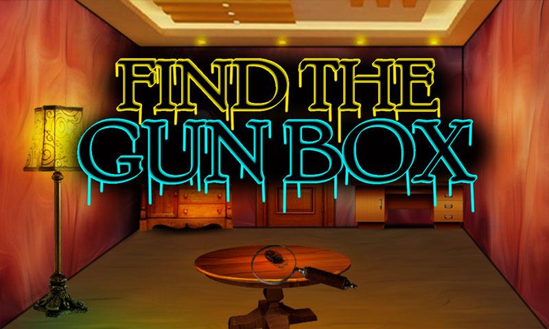 Top10NewGames - Find The Gun Box