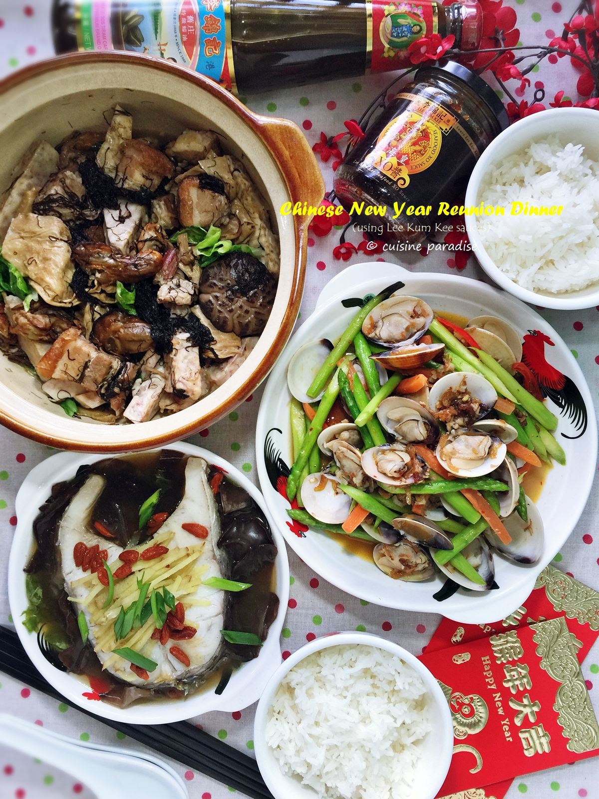 Cuisine paradise singapore food blog recipes reviews and unforgettable taste of reunion with lee kum kee plus giveaway forumfinder Choice Image