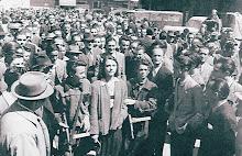 Ausiliaria imprigionata a Bologna il 23 aprile 1945,