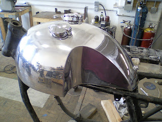 building alloy tank