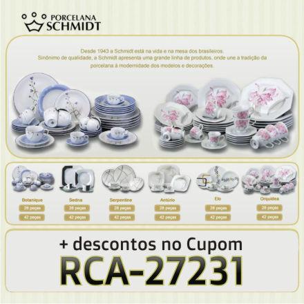 Cupom Efácil - Porcelana Schmidt