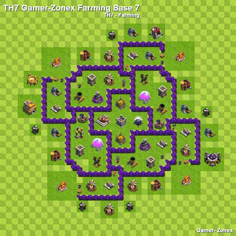 TH7 Gamer-Zonex Farming Base 7
