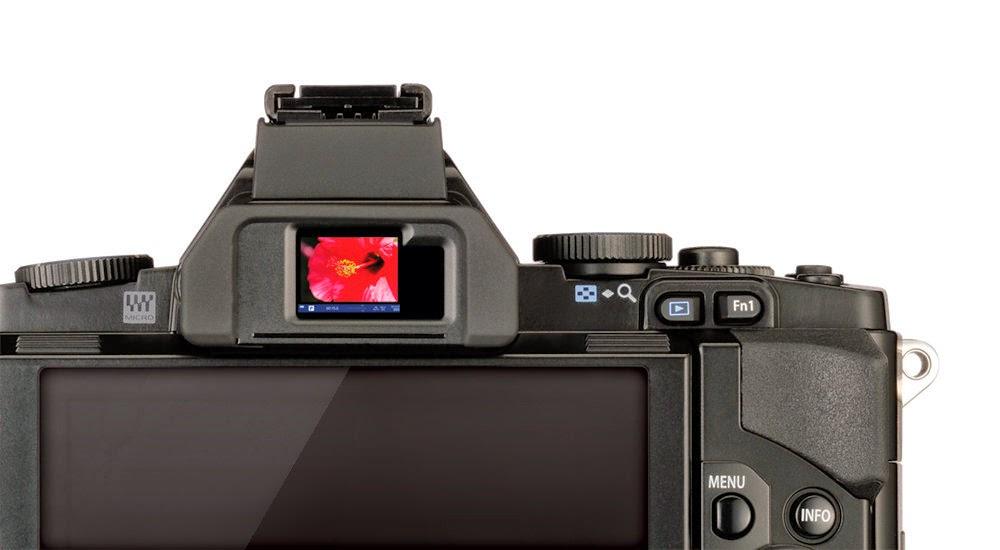 Electronic View Finder Olympus OMD EM5