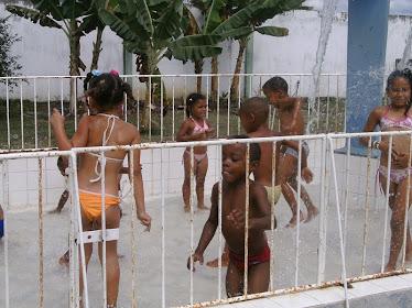 Banho de Cascata!!!