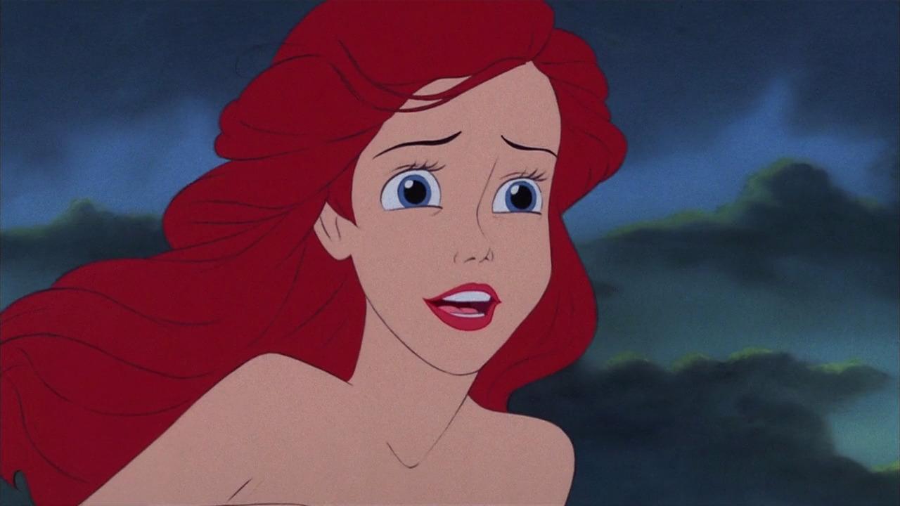 Nicolas Cage Disney Princess Gif
