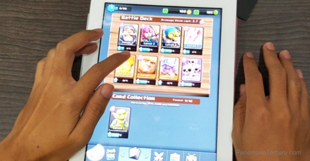Macam-macam Kartu Pasukan pada Game Clash Royale