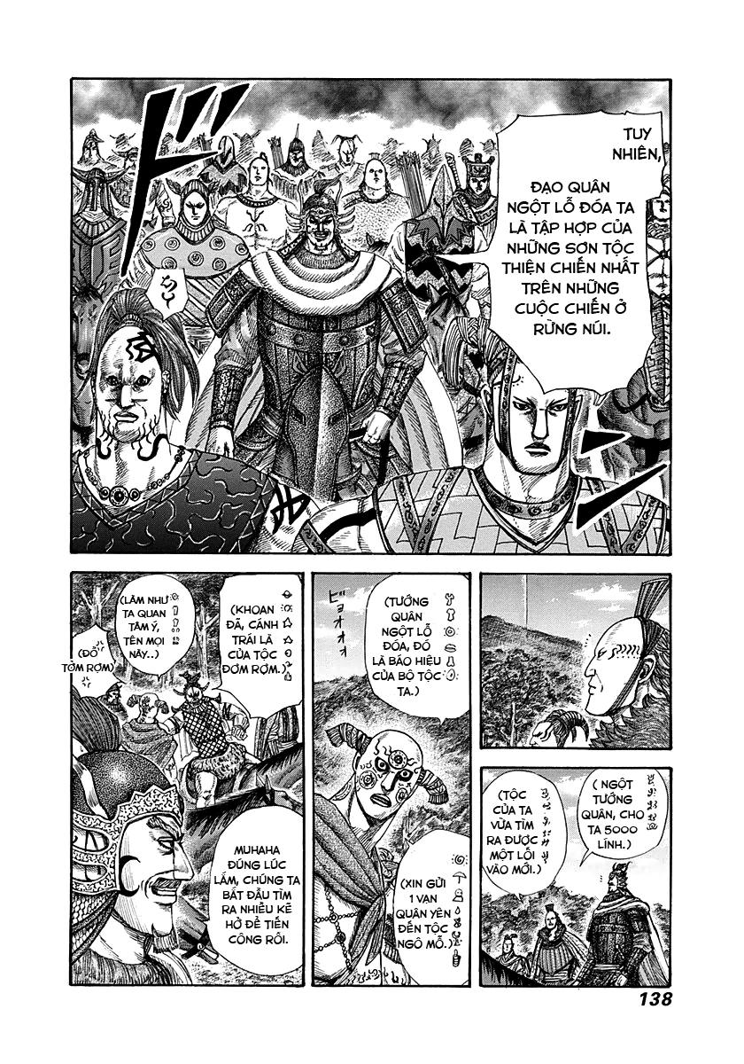Kingdom – Vương Giả Thiên Hạ (Tổng Hợp) chap 291 page 4 - IZTruyenTranh.com