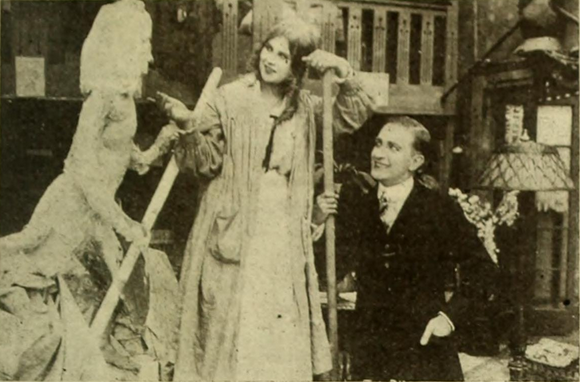 Scene from The Image Maker