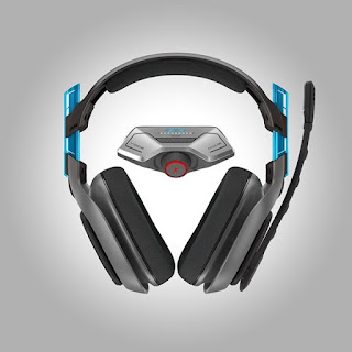 ASTRO Gaming A40+MixAmp M80 Halo 5: Guardians Edition Headset
