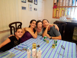 Santiago de Cuba family