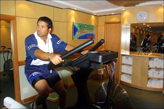 Sachin-Workout-Gym