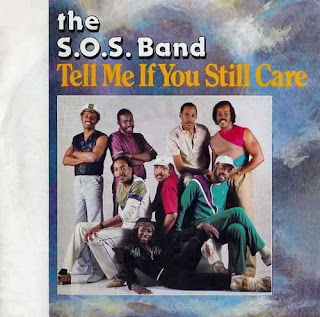 THE S.O.S. BAND - TELL ME IF YOU STILL CARE (SINGLE 12\'\') (1983)
