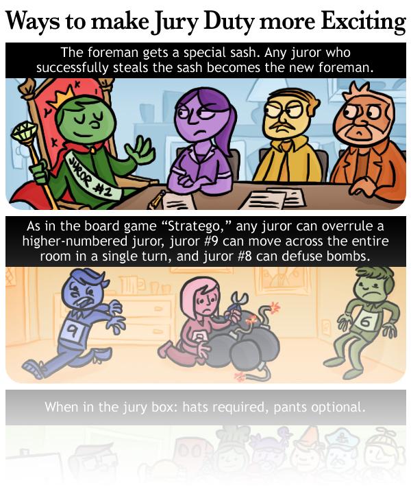 jury duty essay