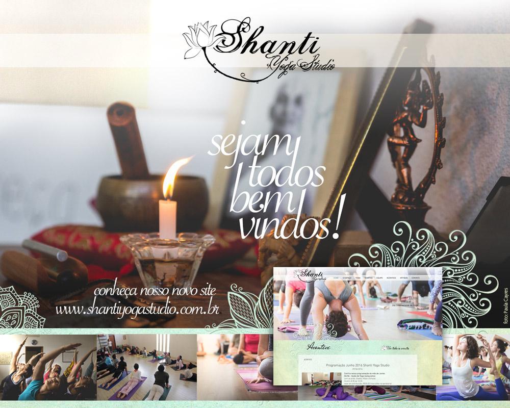 Shanti Yoga Studio