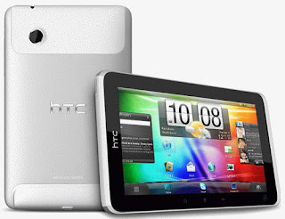 HTC Flyer Tablet images