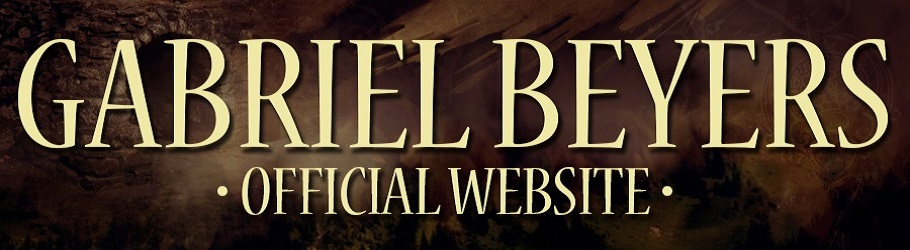 Official website of paranormal, horror, dark fantasy, science fiction author Gabriel Beyers.