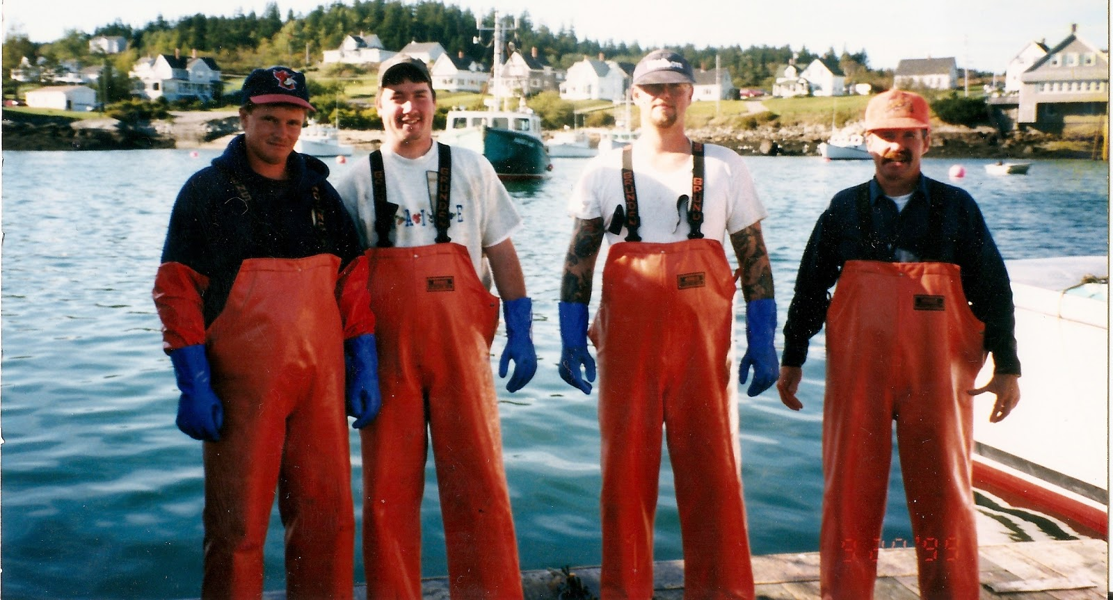 The life of the maine lobster fisherman review of how to for Downeast fishing gear