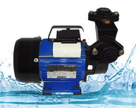 Shakti Self Priming Monoblock Pump CRP Eco (1HP) Water Pump Online, India - Pumpkart.com