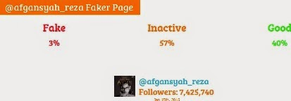 afgan fake followers