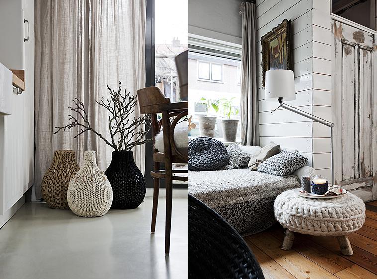 Dutch design cozy house