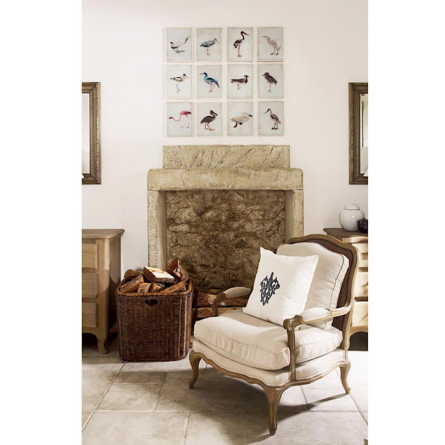 Bird Prints OKA Direct Interior Design