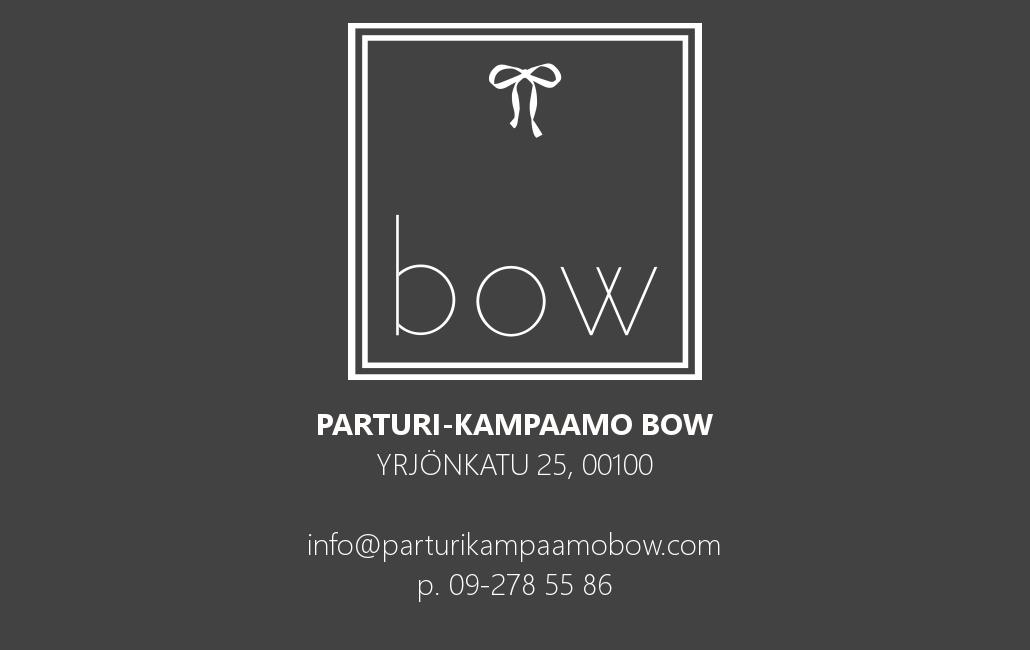 Parturi-kampaamo Bow