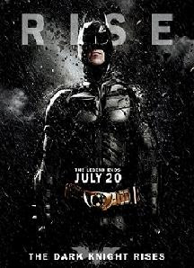 Batman 3 Dark Knight Rises 2012 movie