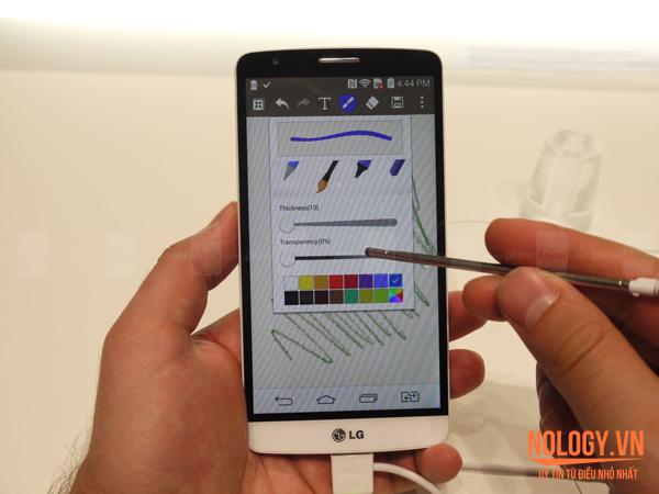 Galaxy Note 4 Docomo lọt top smartphone có bút cảm ứng ấn tượng