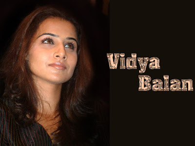 Beautiful Vidya Balan Wallpaper in Dirty Picture