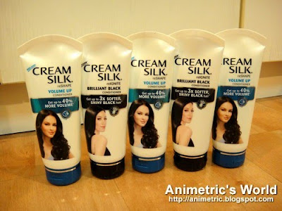 Cream Silk giveaway