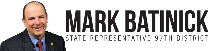 Illinois State Representative Mark Batinick