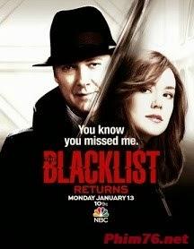 Danh Sách Đen 2|| The Blacklist Season 2