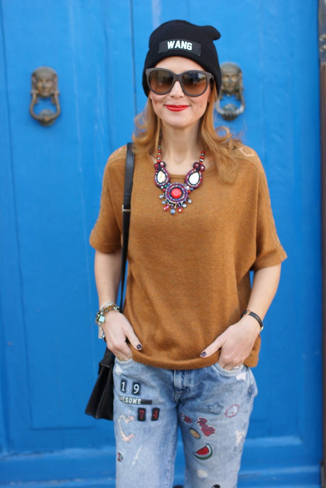 Mismash Busa t-shirt on Fashion and Cookies fashion blog, fashion blogger style
