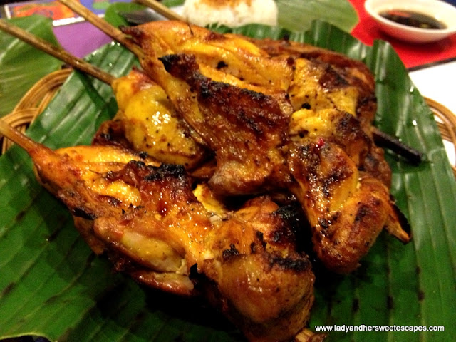 Chicken inasal At Bacolod Chicken House