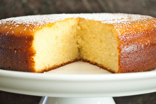 katieloves-nz: Most amazing Lemon Yogurt Cake recipe ever!
