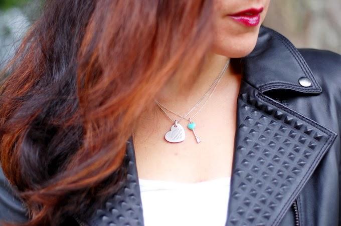 Tiffany & Co. sterling silver key