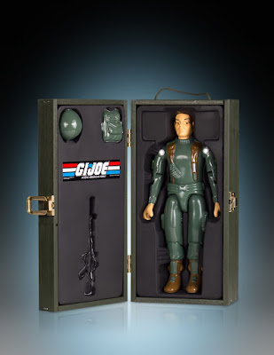 "San Diego Comic-Con 2015 Exclusive G.I. Joe Grunt 12"" Jumbo Vintage Action Figure by Gentle Giant"