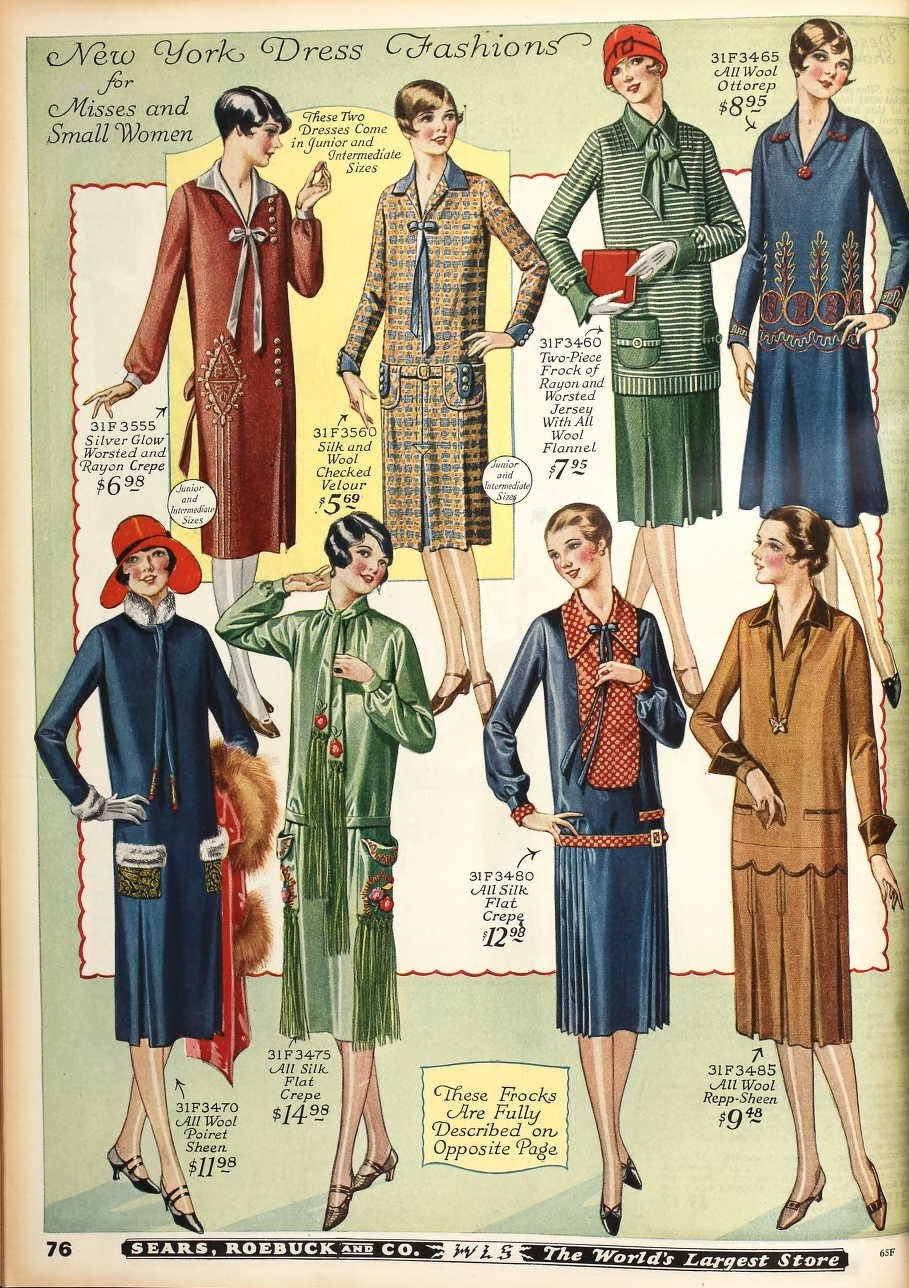 womens fashion in the 1920s essay 1920s fashion was the perfect blend between style and function beautiful clothes  that allowed women to move.