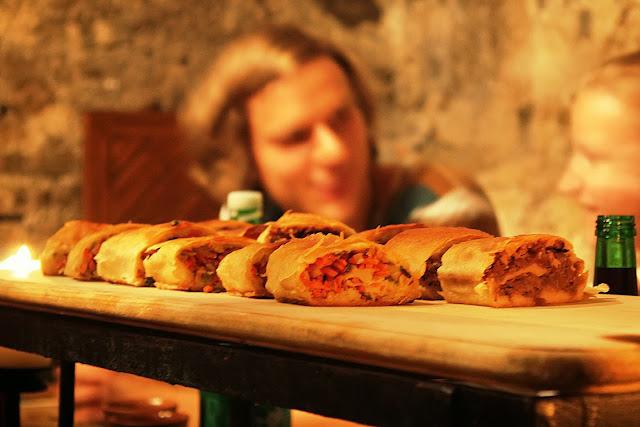 Gemüsepastete mit Kräutern © Copyright Monika Fuchs, TravelWorldOnline