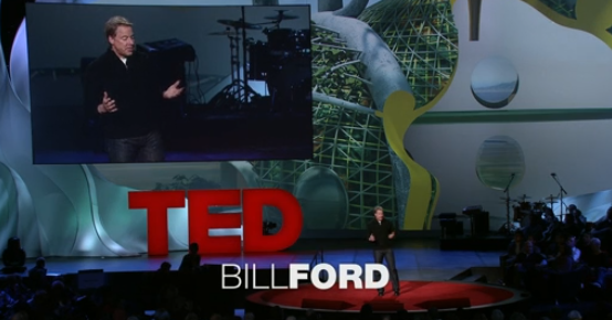 TED Talks  Bill Ford on Future Traffic Solutions Kinetic