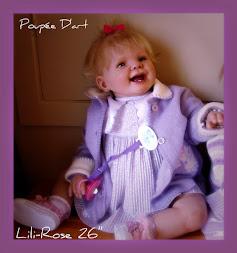Lili-Rose 26''  1 nov. ''11