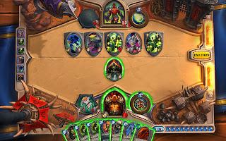 hearthstone heroes of warcraft artwork 2 Blizzcon 2013   Hearthstone: Heroes of Warcraft (iOS/OSX/PC)   Battle Artwork