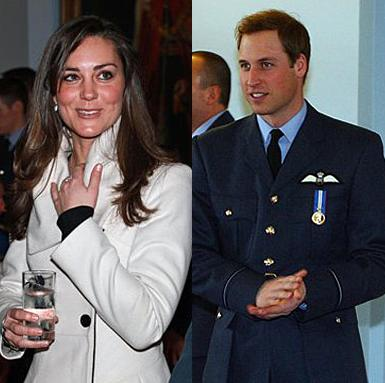 prince william and kate. Prince William invited some