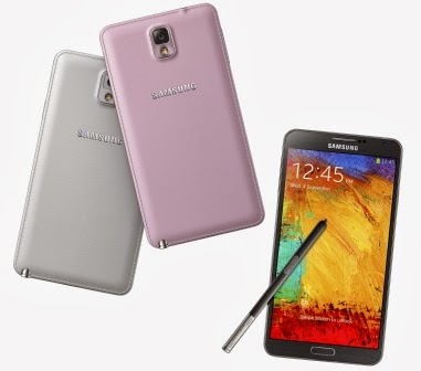 Samsung Galaxy Note 3 Specs