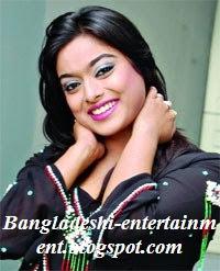 Bangladeshi Actress Sahara Image