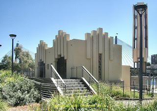 Burley Griffin Incinerator
