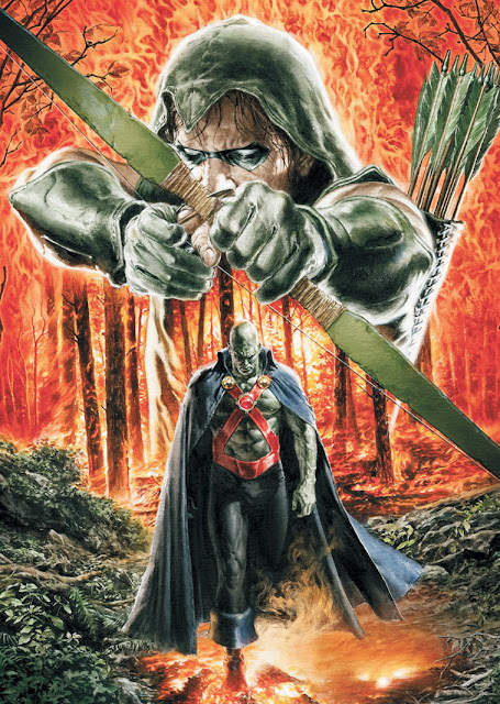 Green Arrow (Oliver Queen) Character Review - 3