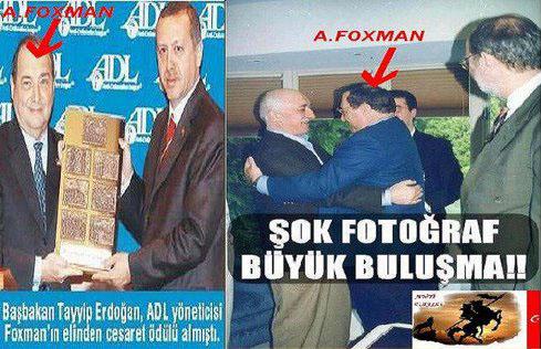 Tayyip Erdoğan'ı da Fethullah Gülen'i de AYNI KADROLAR OYNATIYOR; Dünya Yahudiliği...