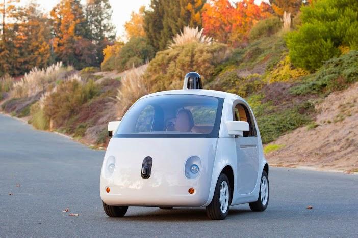 Self-driving vehicle prototype
