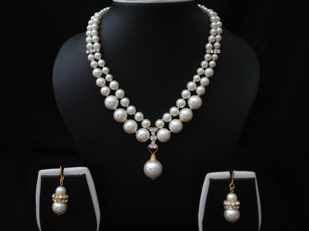World Style The Beauty of Pearl Jewelry Design